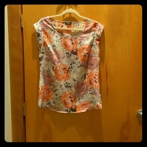The Limited Multi Color Blouse Size Small